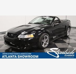 2000 Ford Mustang GT Convertible for sale 101274036