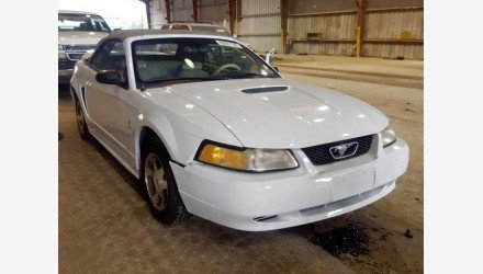 2000 Ford Mustang Convertible for sale 101287766