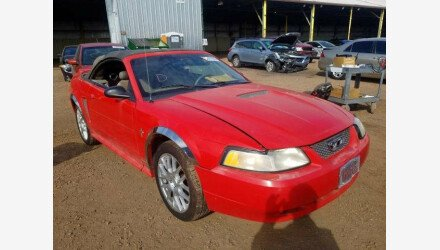 2000 Ford Mustang Convertible for sale 101288431