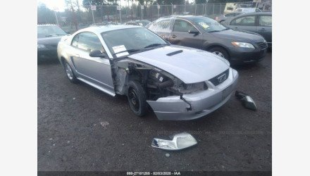 2000 Ford Mustang Coupe for sale 101289729