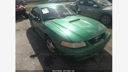 2000 Ford Mustang Coupe for sale 101289900