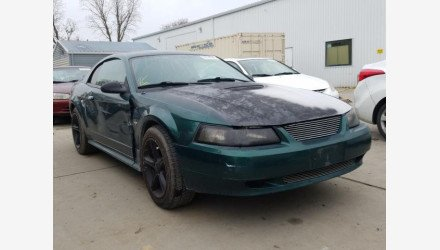 2000 Ford Mustang Coupe for sale 101290177