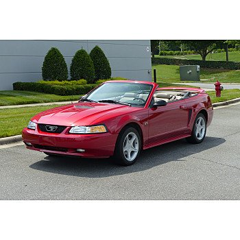 2000 Ford Mustang GT Convertible for sale 101341210