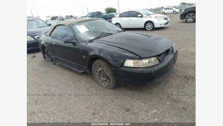 2000 Ford Mustang Convertible for sale 101342210