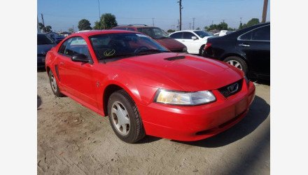 2000 Ford Mustang Coupe for sale 101360269