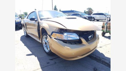 2000 Ford Mustang Coupe for sale 101360741