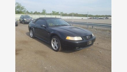 2000 Ford Mustang GT Convertible for sale 101360759