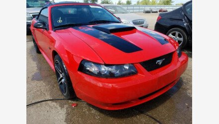 2000 Ford Mustang GT Convertible for sale 101379076