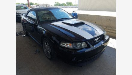 2000 Ford Mustang Convertible for sale 101379141