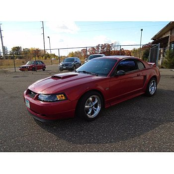 2000 Ford Mustang for sale 101392120