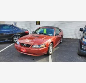 2000 Ford Mustang Convertible for sale 101395326