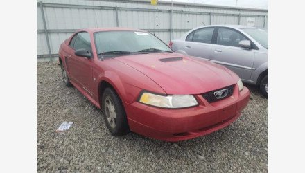 2000 Ford Mustang Coupe for sale 101414507