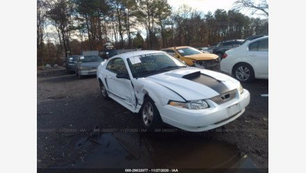 2000 Ford Mustang Coupe for sale 101415746