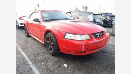 2000 Ford Mustang GT Convertible for sale 101435318