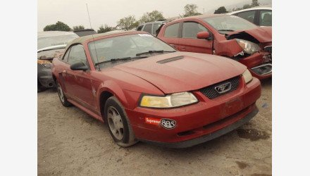 2000 Ford Mustang Convertible for sale 101437779