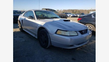 2000 Ford Mustang Coupe for sale 101439375