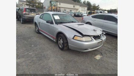 2000 Ford Mustang Coupe for sale 101440107