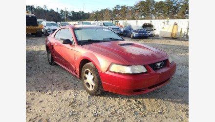 2000 Ford Mustang Coupe for sale 101441235