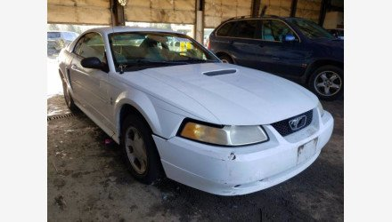 2000 Ford Mustang Coupe for sale 101441977