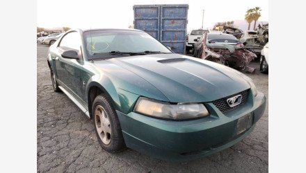 2000 Ford Mustang Coupe for sale 101441980