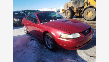 2000 Ford Mustang GT Convertible for sale 101442055