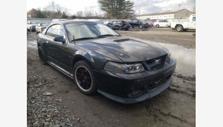2000 Ford Mustang GT Coupe for sale 101442685