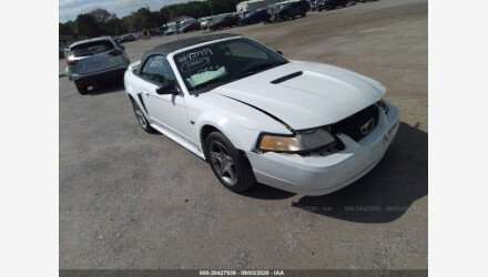 2000 Ford Mustang GT Convertible for sale 101443539
