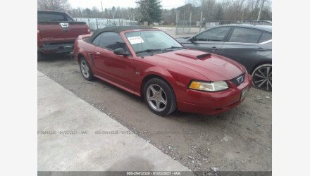 2000 Ford Mustang GT Convertible for sale 101443817