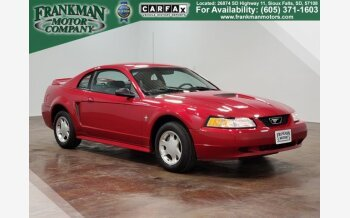 2000 Ford Mustang for sale 101448699