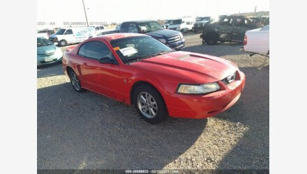 2000 Ford Mustang Coupe for sale 101455893