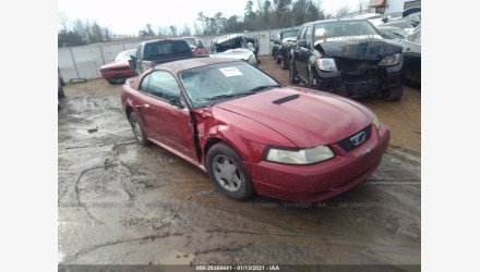 2000 Ford Mustang Coupe for sale 101455962