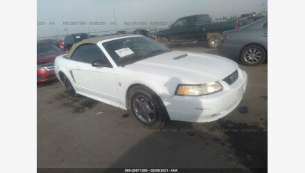 2000 Ford Mustang Convertible for sale 101456571