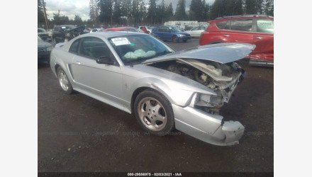 2000 Ford Mustang Coupe for sale 101456905