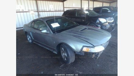 2000 Ford Mustang Coupe for sale 101457123