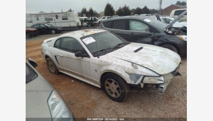 2000 Ford Mustang Coupe for sale 101458354