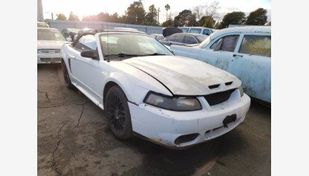 2000 Ford Mustang GT Convertible for sale 101459462