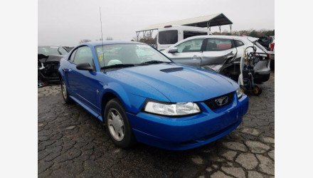 2000 Ford Mustang Coupe for sale 101460984