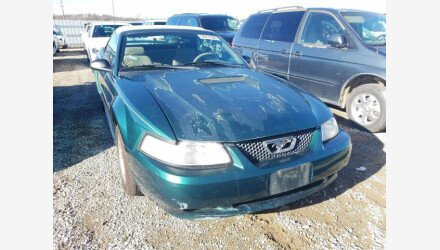 2000 Ford Mustang Convertible for sale 101460986