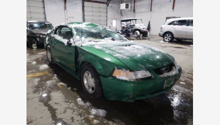 2000 Ford Mustang Coupe for sale 101462570
