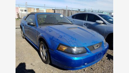 2000 Ford Mustang GT Convertible for sale 101464094