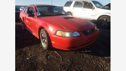 2000 Ford Mustang Coupe for sale 101465736