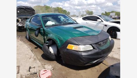 2000 Ford Mustang Coupe for sale 101486311