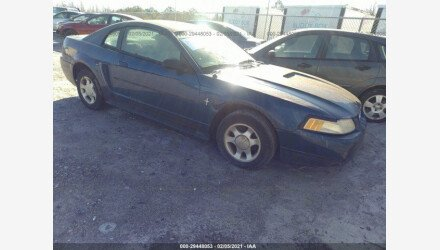 2000 Ford Mustang Coupe for sale 101487685