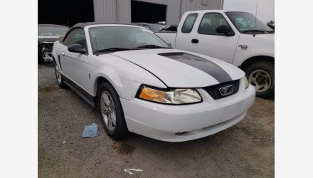 2000 Ford Mustang Convertible for sale 101488297