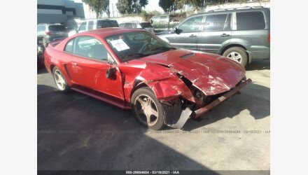 2000 Ford Mustang GT Coupe for sale 101489177
