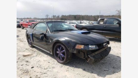 2000 Ford Mustang Convertible for sale 101489812