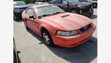 2000 Ford Mustang Coupe for sale 101489839
