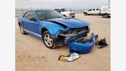 2000 Ford Mustang Coupe for sale 101489844