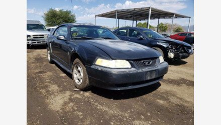 2000 Ford Mustang Coupe for sale 101490444