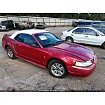 2000 Ford Mustang Convertible for sale 101632508